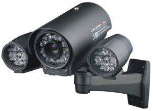 Waterproof full HD CCTV