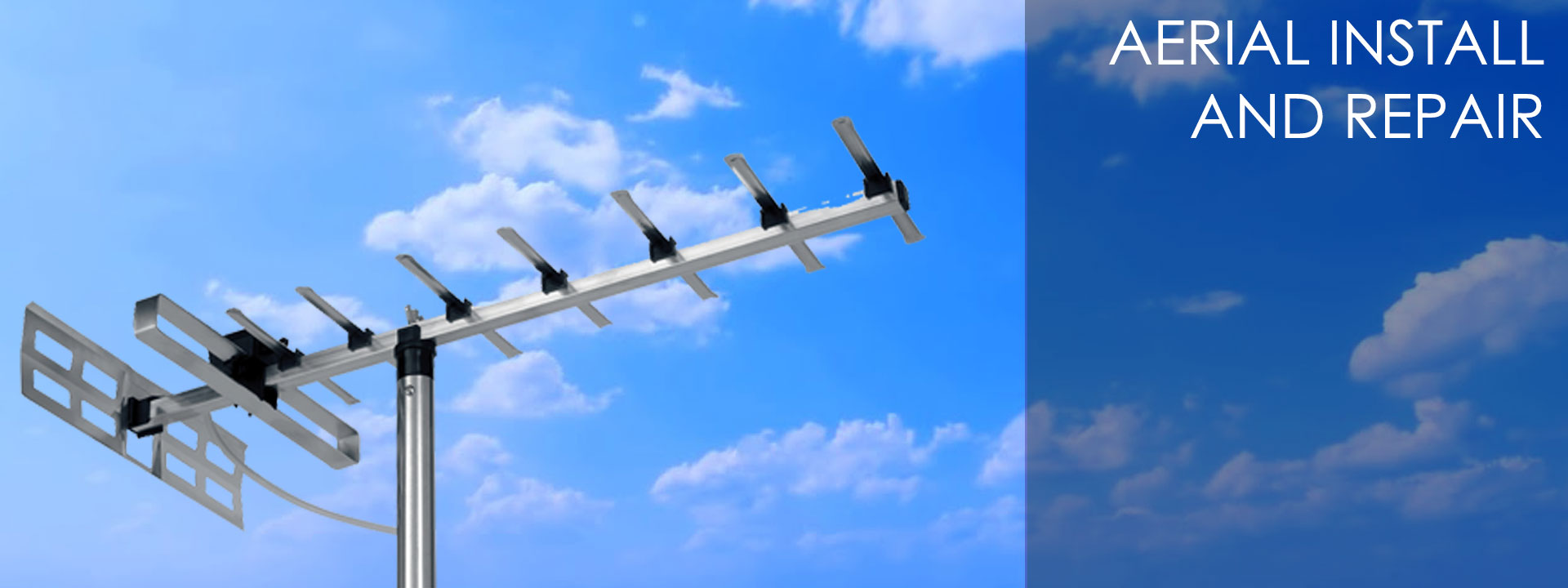 Aerial Installation and repair