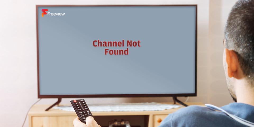 Lost freeview channels